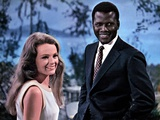 Guess Who's Coming To Dinner  Katharine Houghton  Sidney Poitier  1967