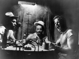 A Streetcar Named Desire  Nick Dennis  Rudy Bond  Marlon Brando  1951