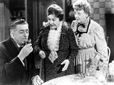 Arsenic And Old Lace  Edward Everett Horton  Josephine Hull  Jean Adair  1944