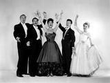 Call Me Madam  George Sanders  Billy Dewolfe  Ethel Merman  Donald O'Connor  Vera-Ellen  1953