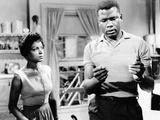 A Raisin In The Sun  Ruby Dee  Sidney Poitier  1961