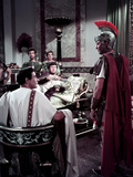 Quo Vadis  Leo Genn  Peter Ustinov As Nero  Robert Taylor  1951