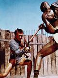 Spartacus  Kirk Douglas  Woody Strode  1960