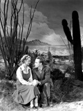 The Petrified Forest  Bette Davis  Leslie Howard  1936