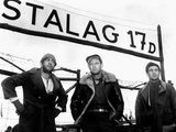 Stalag 17  Robert Strauss  William Holden  Harvey Lembeck  1953