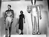 The Day The Earth Stood Still  Michael Rennie  Patricia Neal  Gort  1951