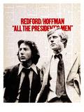 All The President's Men  Dustin Hoffman  Robert Redford  1976