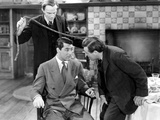Arsenic And Old Lace  Raymond Massie  Cary Grant  Peter Lorre  1944  Attacking From Behind