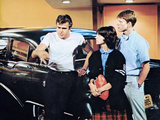 American Graffiti  Paul Le Mat  Cindy Williams  Ron Howard  1973