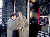 The Private Life Of Sherlock Holmes  Colin Blakely  Robert Stephens  1970