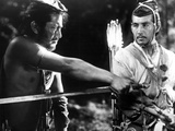 Rashomon  Toshiro Mifune  Masayuki Mori  1950