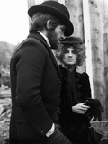 Mccabe And Mrs Miller  Warren Beatty  Julie Christie  1971