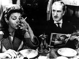 Monsieur Verdoux  Martha Raye  Charlie Chaplin  1947