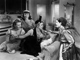 The Women  Phyllis Povah  Paulette Goddard  Mary Boland  Norma Shearer  1939