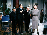 Silk Stockings  Peter Lorre  Jules Munshin  Joseph Buloff  Cyd Charisse  1957