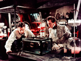 The Curse Of Frankenstein  Robert Urquhart  Peter Cushing  1957