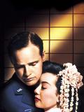 Sayonara  Marlon Brando  Miiko Taka  1957