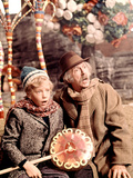 Willy Wonka And The Chocolate Factory  Peter Ostrum  Jack Albertson  1971