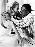 Carry On Doctor  Valerie Van Ost  Sid James  1967