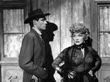Rancho Notorious  Mel Ferrer  Marlene Dietrich  1952