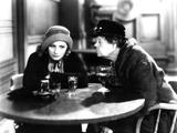 Anna Christie  Greta Garbo  Marie Dressler  1930