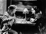 The Lady Vanishes  Dame May Whitty  Margaret Lockwood  1938