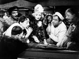 Seven Sinners  Mischa Auer  Marlene Dietrich  Broderick Crawford  1940
