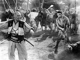 The Seven Samurai  (AKA Shichinin No Samurai)  Takashi Shimura  Toshiro Mifune  1954