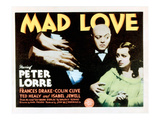 Mad Love  Peter Lorre  Frances Drake  1935