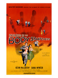 Invasion Of The Body Snatchers  Kevin McCarthy  Dana Wynter  1956