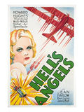 Hell&#39;s Angels  Jean Harlow  1930