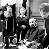 The Story Of Louis Pasteur  Josephine Hutchinson  Paul Muni  1935