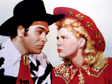 Annie Get Your Gun  Betty Hutton  Howard Keel  1950