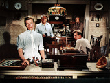 The Rainmaker  Katharine Hepburn  Cameron Prud'Homme  Earl Holliman  Lloyd Bridges  1956