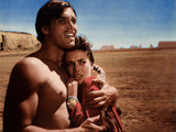 The Searchers  Jeffrey Hunter  Natalie Wood  1956