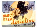 Nancy Drew - Detective  Bonita Granville  1938