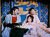 Becket  Richard Burton  Veronique Vendell  Peter O'Toole  1964