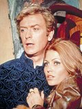 The Italian Job  Michael Caine  Maggie Blye  1969