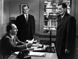 Where The Sidewalk Ends  Karl Malden  Dana Andrews  1950