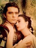 The Robe  Richard Burton  Jean Simmons  1953