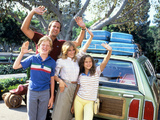 National Lampoon's Vacation  Anthony Michael Hall  Chevy Chase  Beverly D'Angelo  Dana Barron  1983