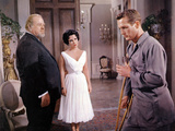 Cat On A Hot Tin Roof  Burl Ives  Elizabeth Taylor  Paul Newman  1958