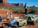 National Lampoon's Vacation  Beverly D'Angelo  Chevy Chase  1983