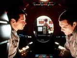 2001: A Space Odyssey  Gary Lockwood  Keir Dullea  1968