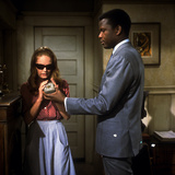 A Patch Of Blue  Elizabeth Hartman  Sidney Poitier  1965