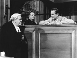 Witness For The Prosecution  Charles Laughton  Tyrone Power  1957