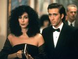 Moonstruck  Cher  Nicolas Cage  1987