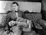 The Lady Vanishes  Michael Redgrave  Margaret Lockwood  1938