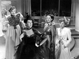 The Women  Hedda Hopper  Rosalind Russell  Norma Shearer  Joan Fontaine  1939