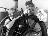 Treasure Island  Jackie Cooper  Wallace Beery  1934